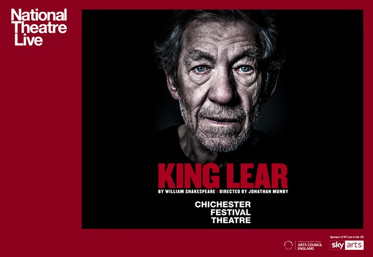 NT Live: King Lear Image