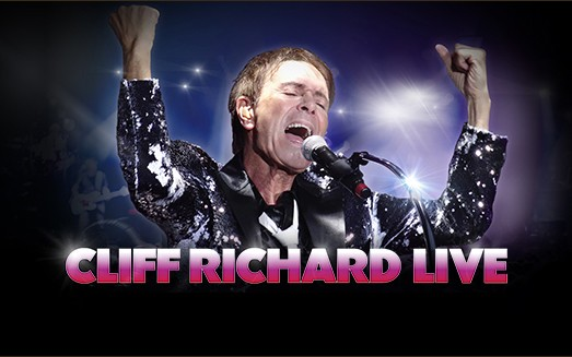 Cliff Richard Live: 60th Anniversary Tour Image