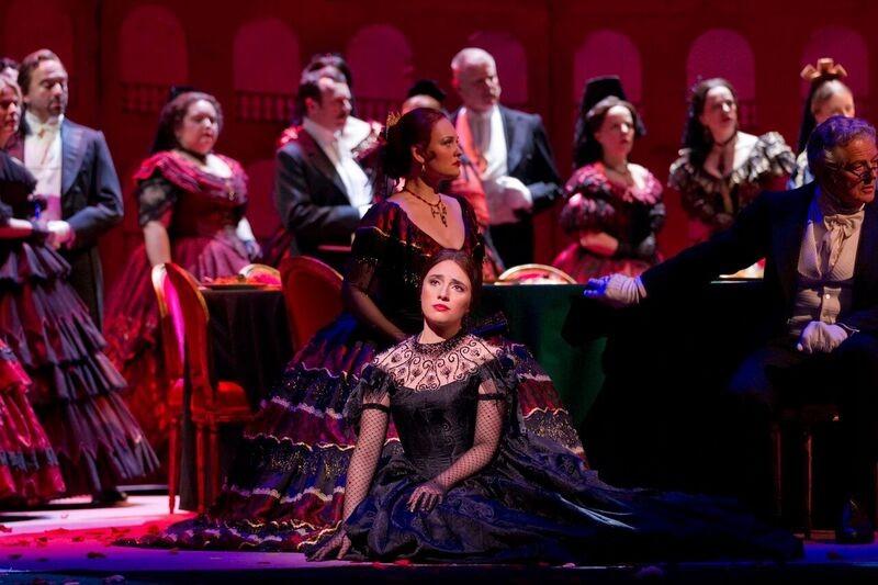 ROH: La Traviata Image