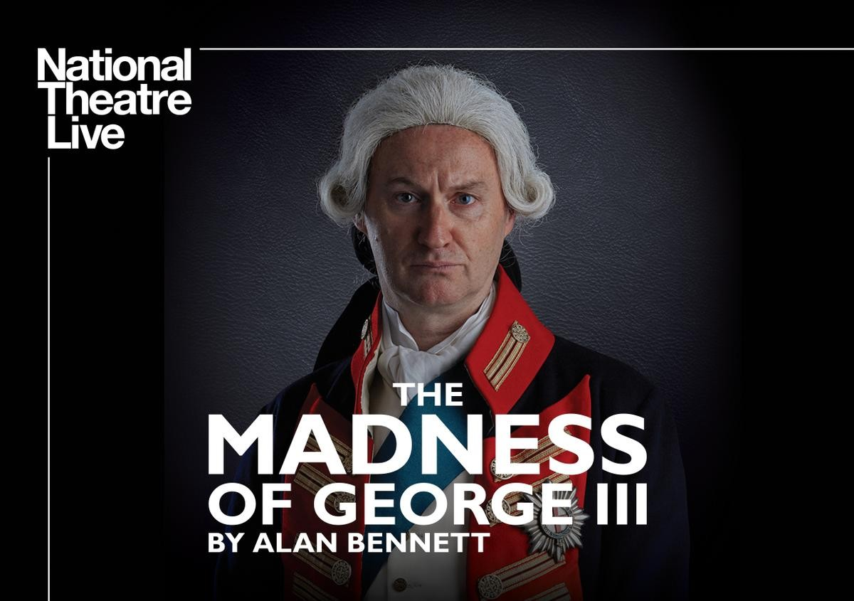 NT Live: The Madness of King George III Image