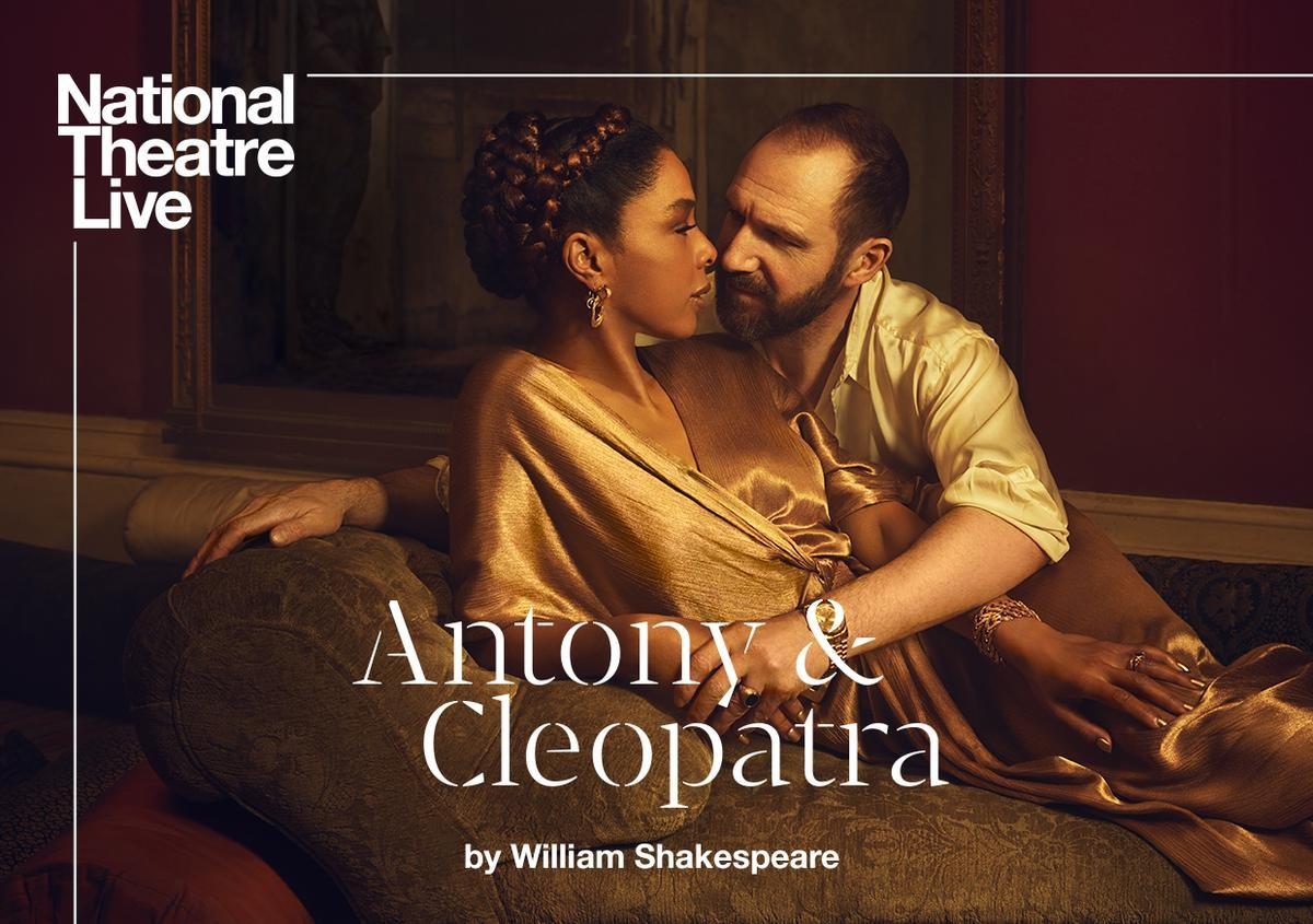 NT Live: Antony & Cleopatra Image