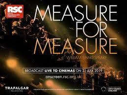 RSC: Measure For Measure ('19)