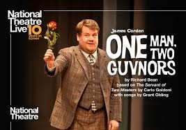 One Man,Two Guvnors ENCORE