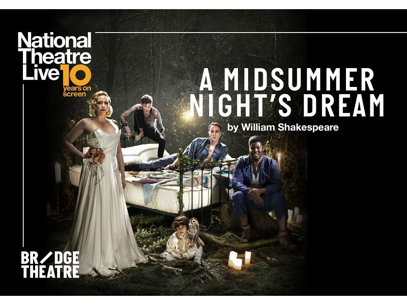 NT: Midsummer Night's Dream.