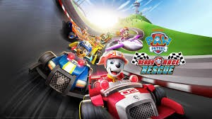 Paw Patrol:Ready, Race, Rescue
