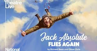 NT: Jack Absolute Flies Again