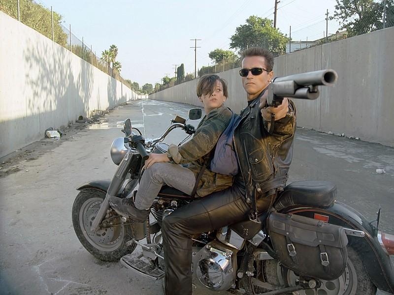 The Terminator & T2