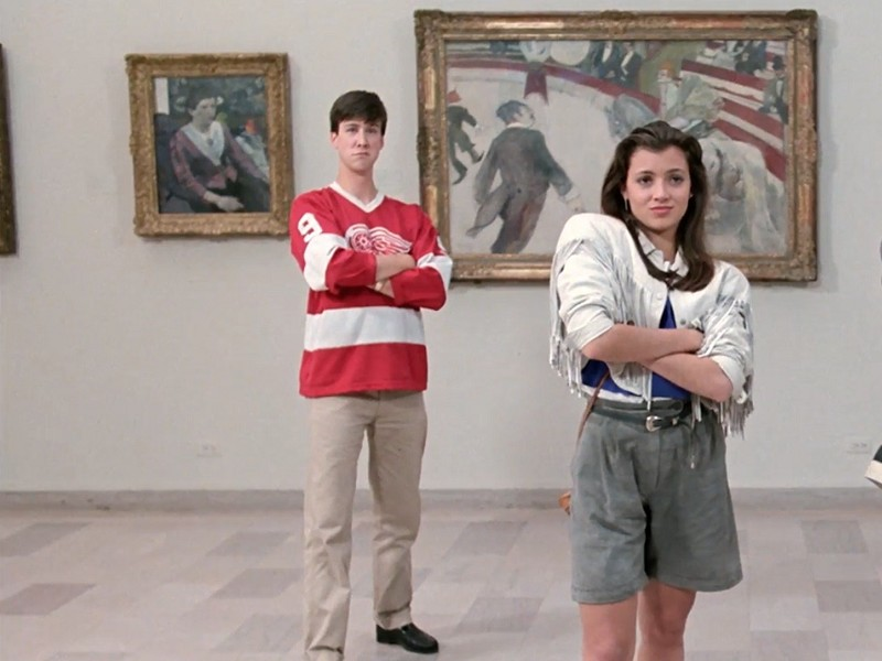 Pretty In Pink & Ferris Bueller's Day Off