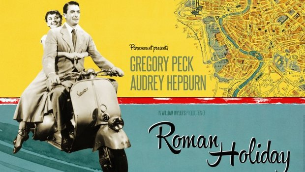 Flea Pit Cinema - Roman Holiday