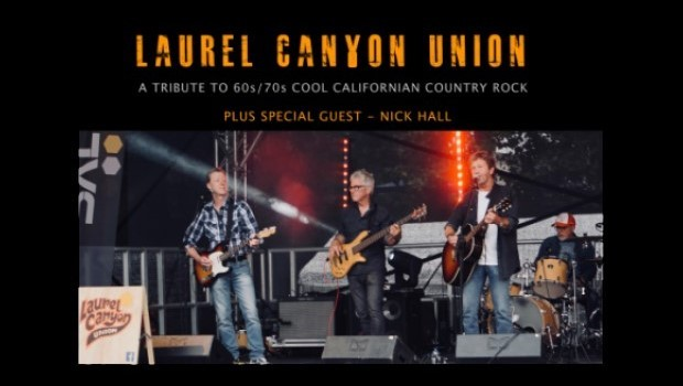 Laurel Canyon Union + Nick Hall