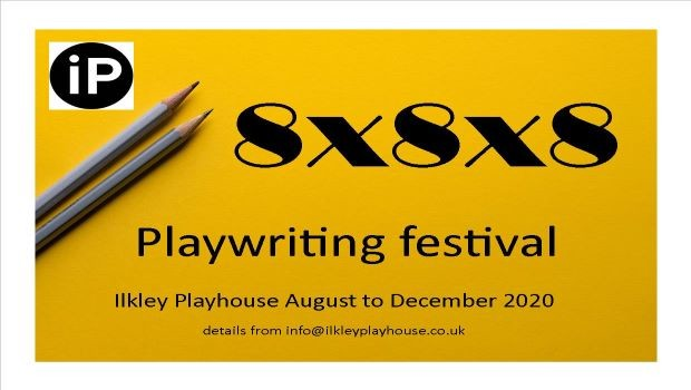 8x8x8 Playwriting Festival
