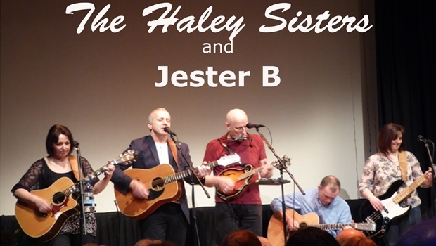 Haley Sisters & Jester B