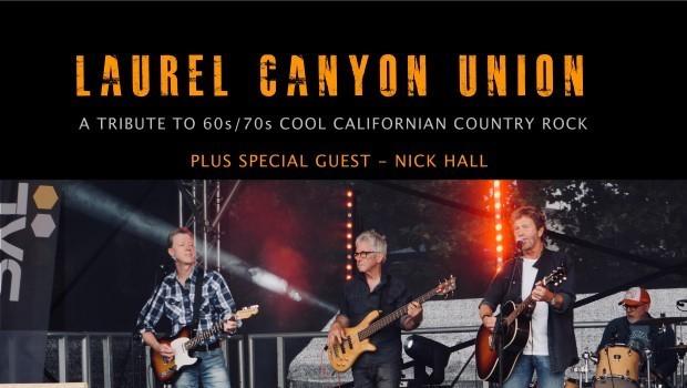 Laurel Canyon Union + Nick Hall