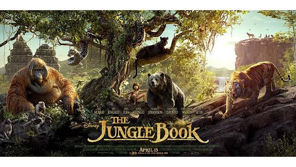 The Jungle Book 2D