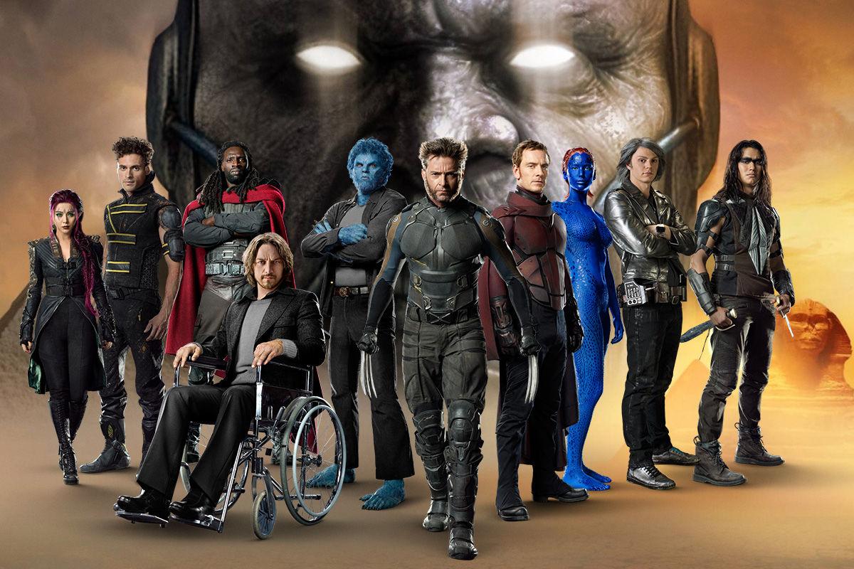 X MAN Apocalypse 3D