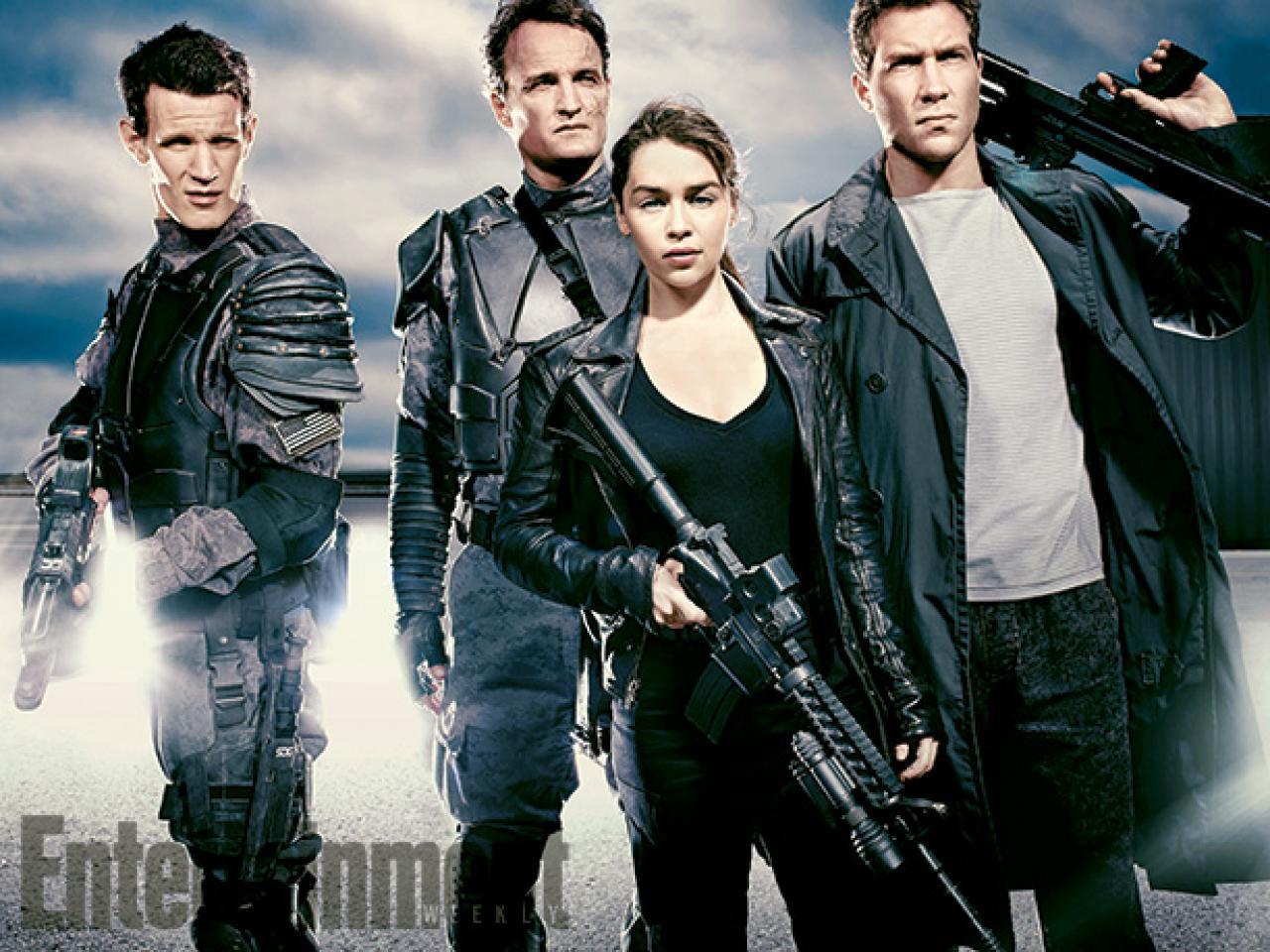 Terminator Genisys 3D