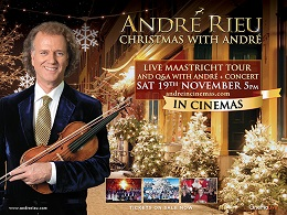 ANDR� RIEU: CHRISTMAS WITH ANDR�