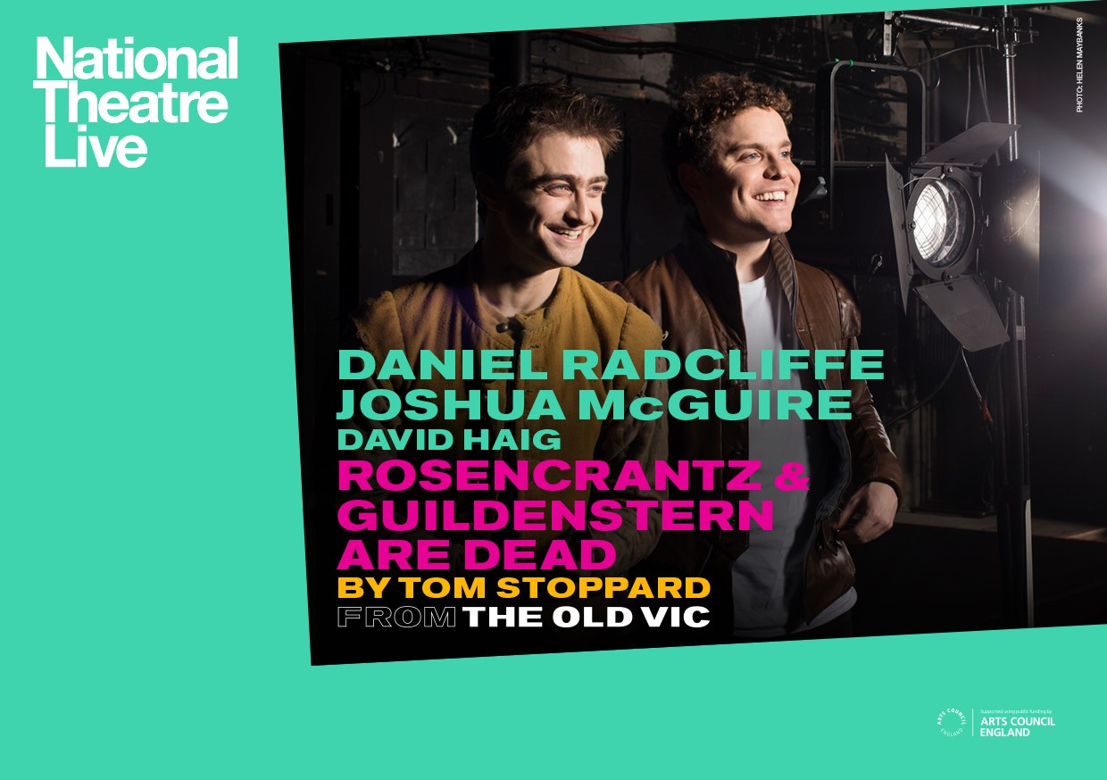 NTLive: Rosencrantz And Guildenstern Are Dead