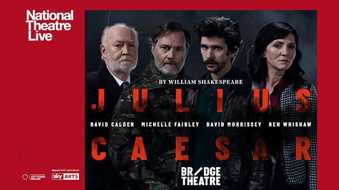 NTLive: JULIUS CAESAR