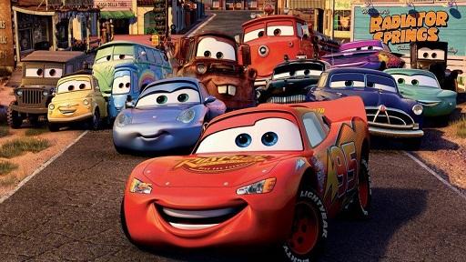 cars 3 Autism Friendly