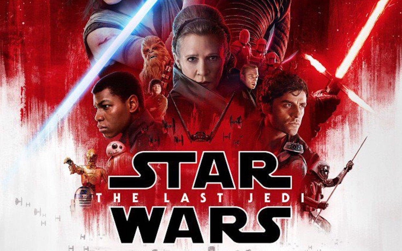 Star Wars: The Last Jedi 2D