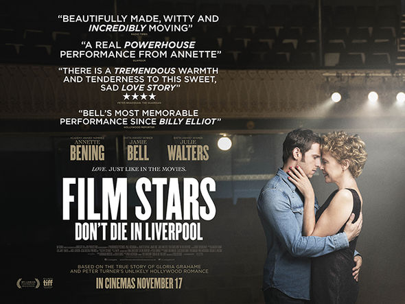 Film Stars Don't Die In Liverpool     (Bafta Nominated)