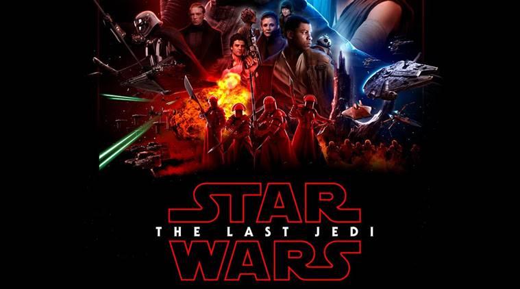 STAR WARS THE LAST JEDI 3D