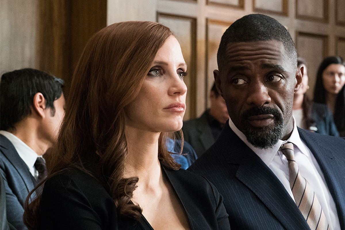 Molly's Game (BAFTA NOMINATED)