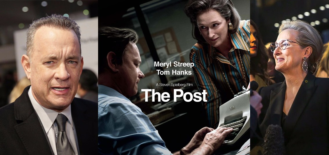 The Post  (Oscar Nominated)