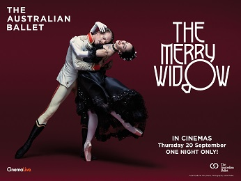 The Australian Ballet: The Merry Widow