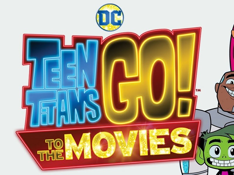TeenTitans Go To the Movies