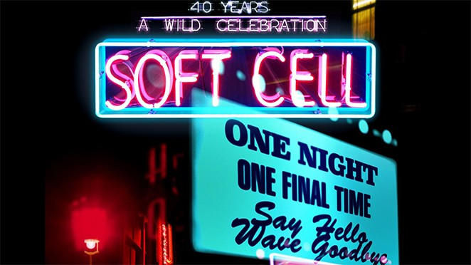 SOFT CELL: ONE FINAL TIME   LIVE