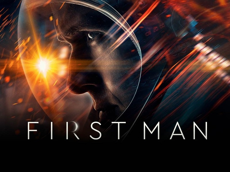 First Man  (BAFTA Nominated)