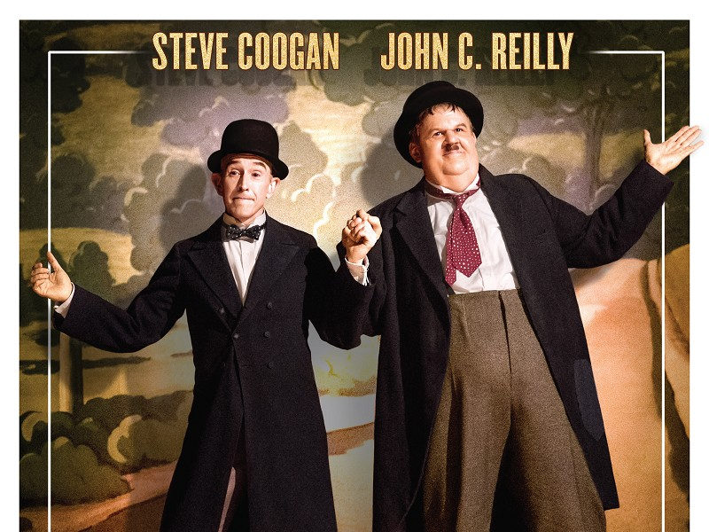 Stan & Ollie (BAFTA Nominated)