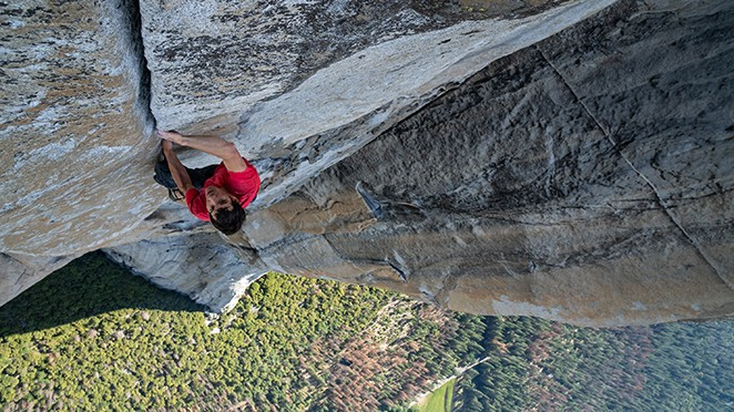 Free Solo  (BAFTA Nominated)