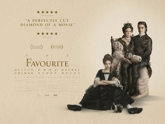 The Favourite (Oscar Nominated)