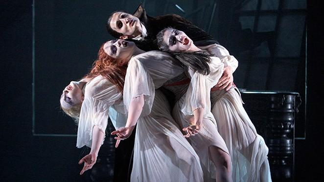 Dracula Live Ballet