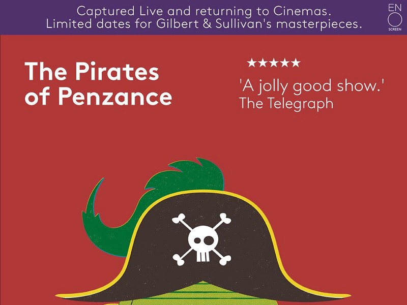 ENO: THE PIRATES OF PENZANCE