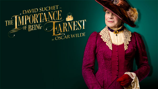 The Importance Of Being Earnest Encore