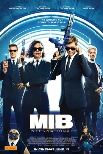 Men in Black: International Parent & Baby