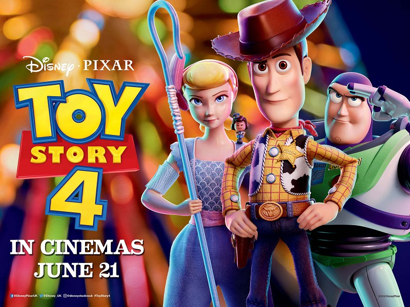 Toy Story 4 (Relaxed)