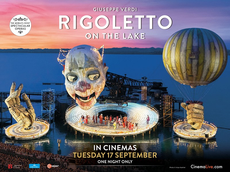 Rigoletto on the Lake