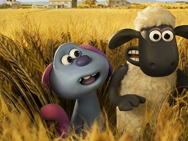 SHAUN THE SHEEP MOVIE: FARMAGEDDON (Relaxed)