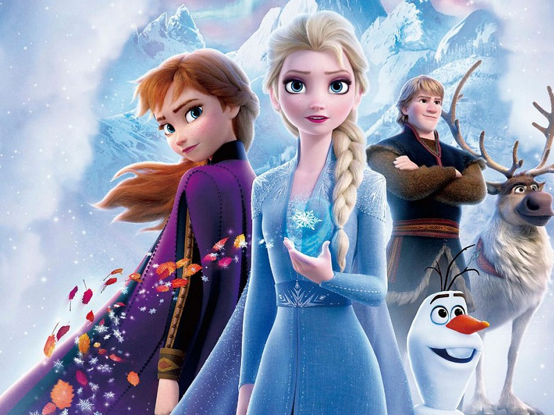 Frozen 2 Parent & Baby Show