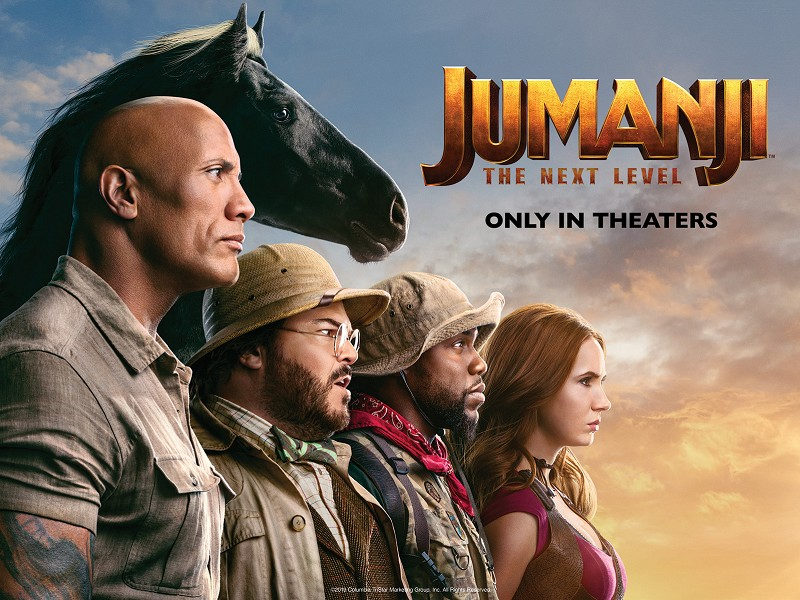 Jumanji: The Next Level Parent & Baby Show