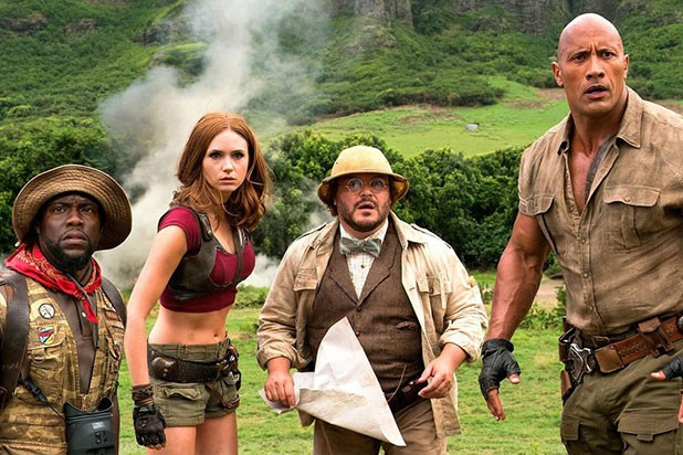Jumanji: The Next Level  Relaxed Screening