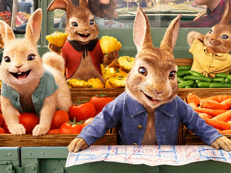 Peter Rabbit 2. The Runaway
