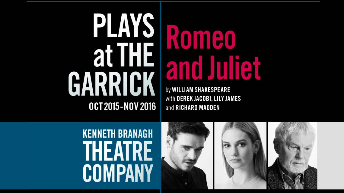 Branagh Theatre Co Romeo & Juliet
