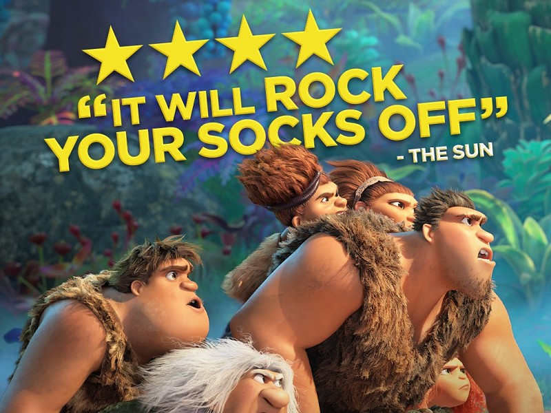 The Croods: A New Age (relaxed Screening)