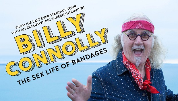 Billy Connolly:The Sex Life of Bandages